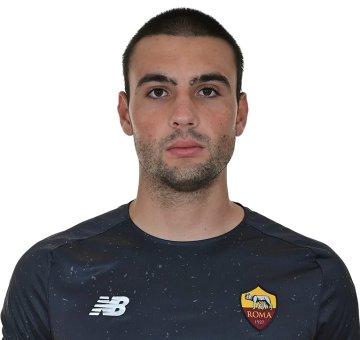 Fuzato | 87 | Name: Daniel Cerantola Fuzato | AS Roma
