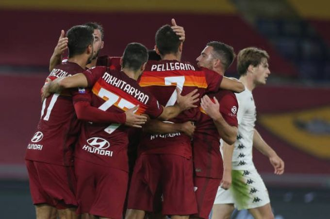 Roma-Benevento 5-2, Le Pagelle dei Quotidiani