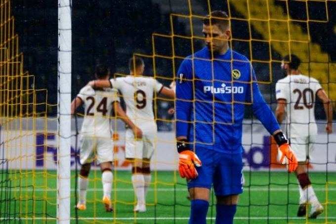 Young Boys-Roma 1-2, Le Pagelle